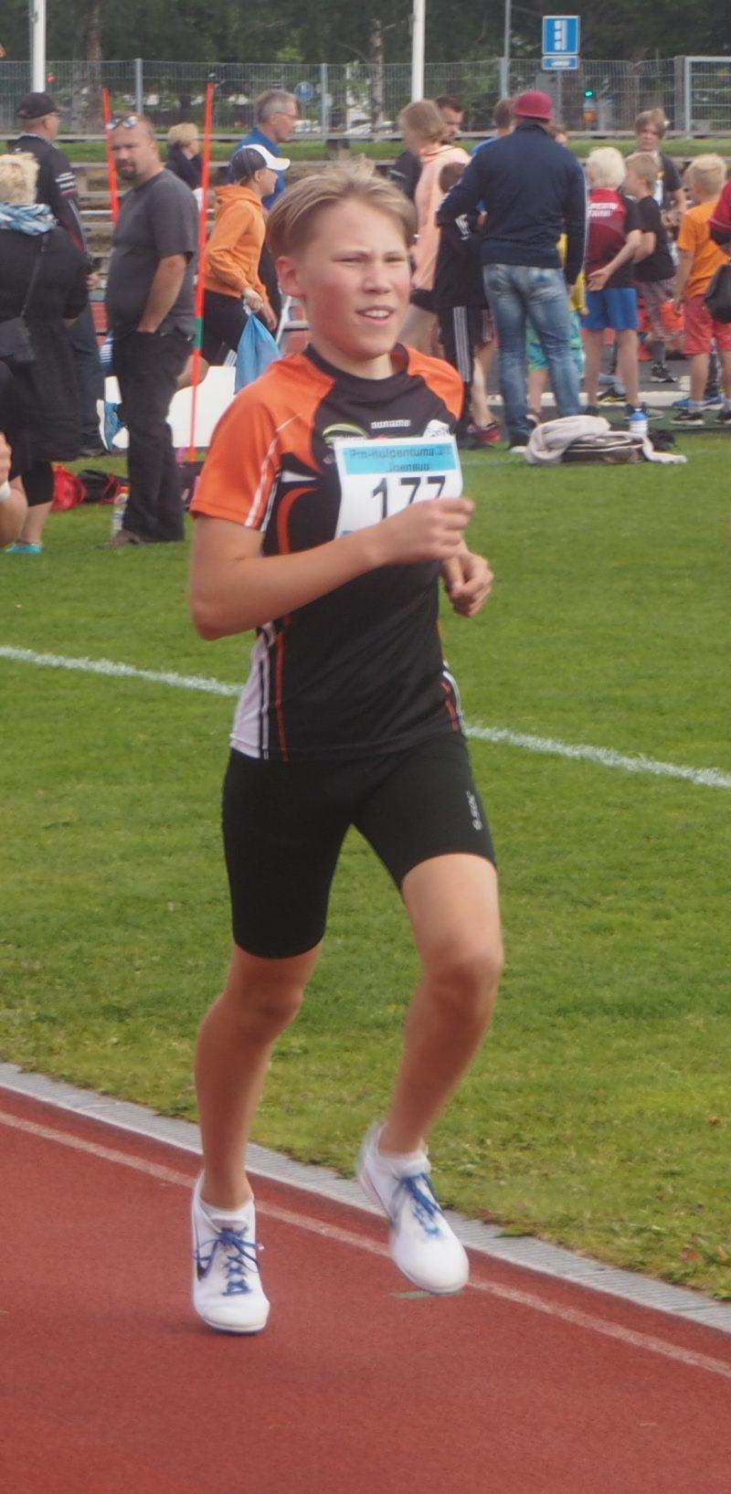 Hannes Junior Games 12.7.2020