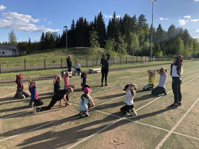 Harjoitukset / Lasten urheilukoulut